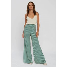 Flynn Skye Ride or Die Pant Cabanna Girl Teal Stripe