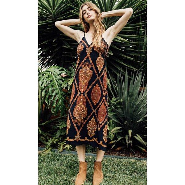 Novella Royale The Summerland Dress Midnight Prism