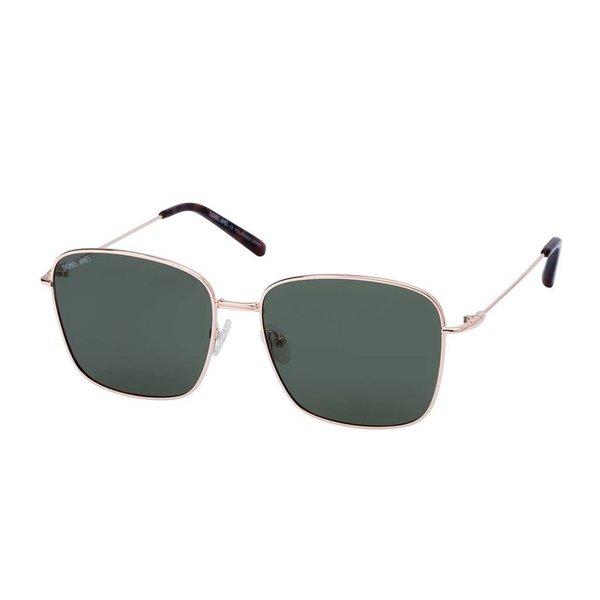 Thomas James Emerson Sunglasses Smoky Green