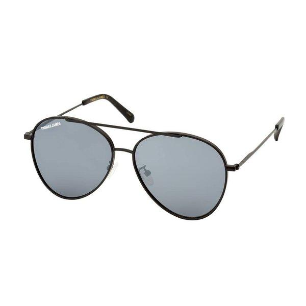 Thomas James WestLA Sunglasses Black
