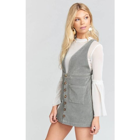 Connelly Overall Dress