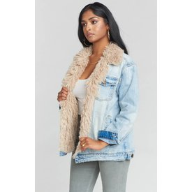 Show Me Your Mumu Durado Denim Jacket