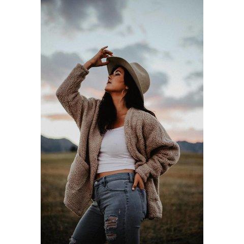 Abby Jacket Natural