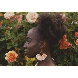 Often Wander Often Wander Tassel Earrings