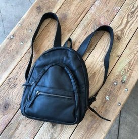 Cut n' Paste Fluer Leather Backpack