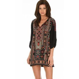 Tolani Giana Tunic Multi