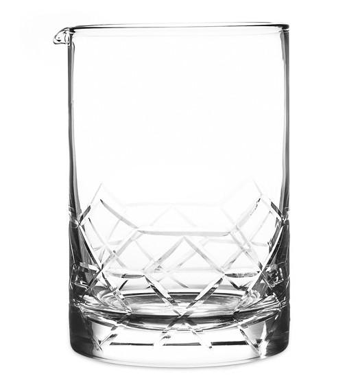 Mixing Glass- XL Asanoha