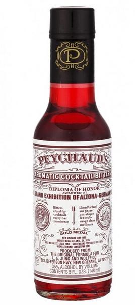 Peychaud's Bitters- 5oz