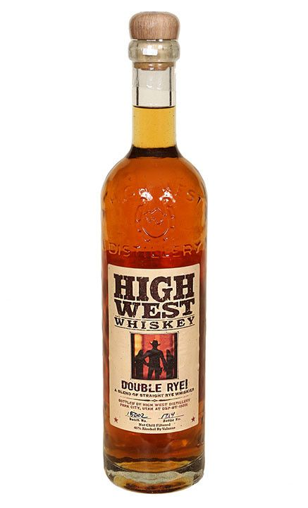 High West Double Rye (750ml)