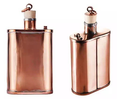 Jacob Bromwell Copper Flask