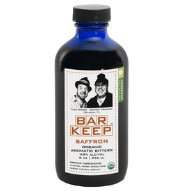 Bar Keep Bitters Saffron (8oz)