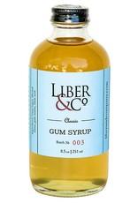 Liber & Co Classic Gum Syrup (9.5oz)