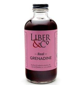 Liber & Co Real Grenadine (9.5 oz)