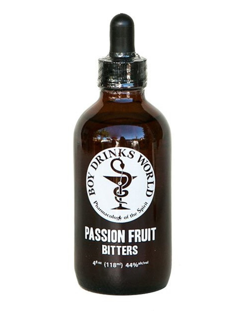 Boy Drinks World Passion Fruit Bitters (4oz)