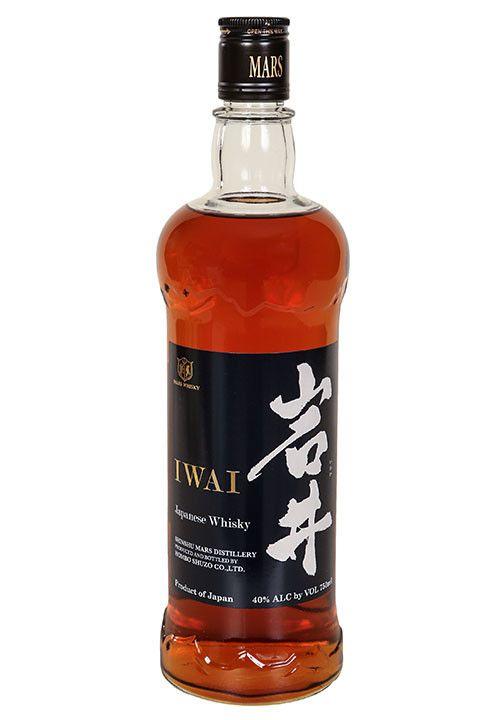 Iwai Japanese Whisky (750ml)