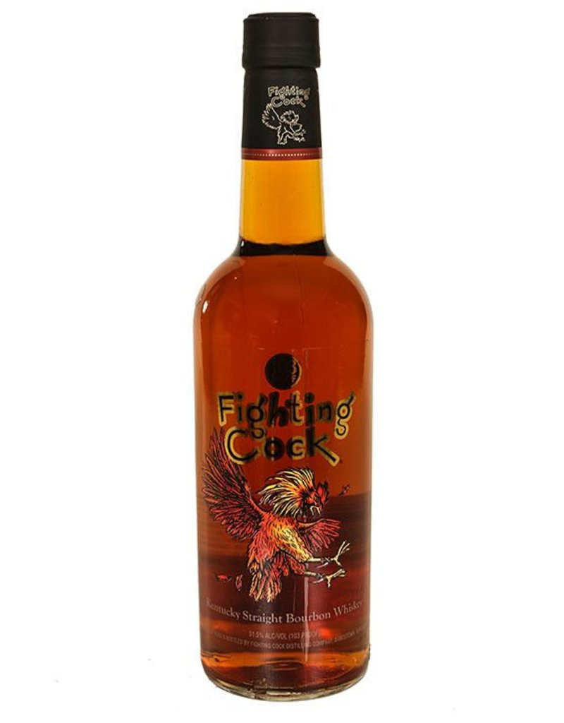 Fighting Cock Bourbon (750ml)