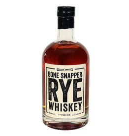 Bone Snapper Rye Whiskey (750ml)