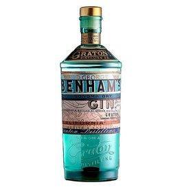 D. George Benham's Sonoma Dry Gin (750ml)
