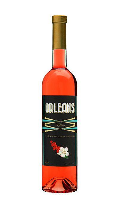 Eden Aperitif Cider Orleans Bitter (750 ml)