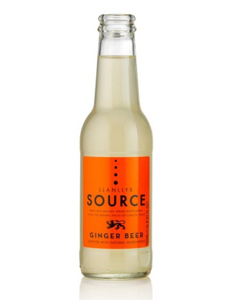 Llanllyr Source Ginger Beer (4 pack)