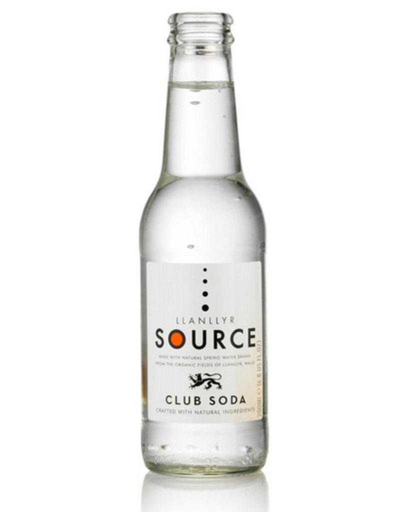Llanllyr Source Club Soda (4pk)