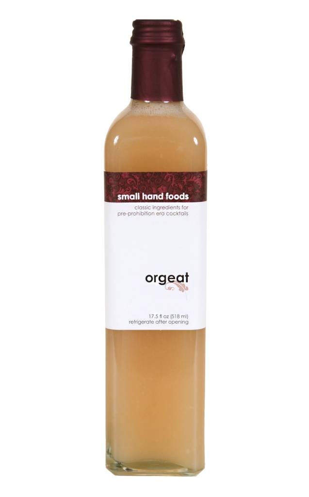 Small Hand Foods- Orgeat Syrup 17.5oz
