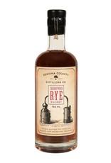 Sonoma Cherrywood Rye Whiskey (750 ml)