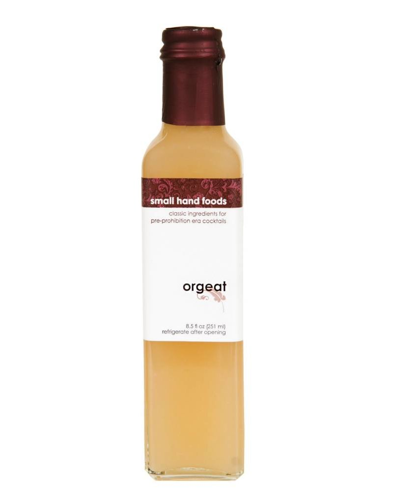 Small Hand Foods- Orgeat Syrup 8.5oz