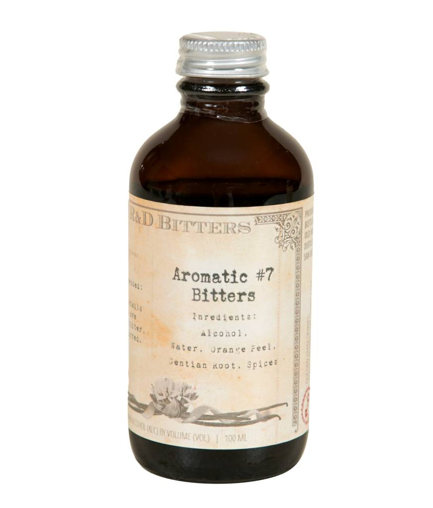 R&D Bitters- Aromatic