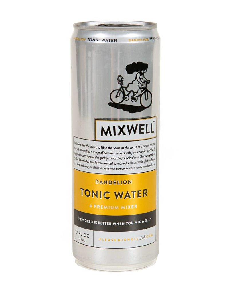 Mixwell Dandelion Tonic 4pk
