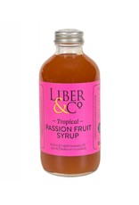 Liber & Co Passion Fruit Syrup  (8.5oz)