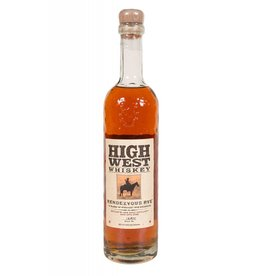 High West Rendezvous Rye (750ml)