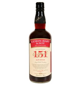 Lemon Hart 151 Rum (750ml)
