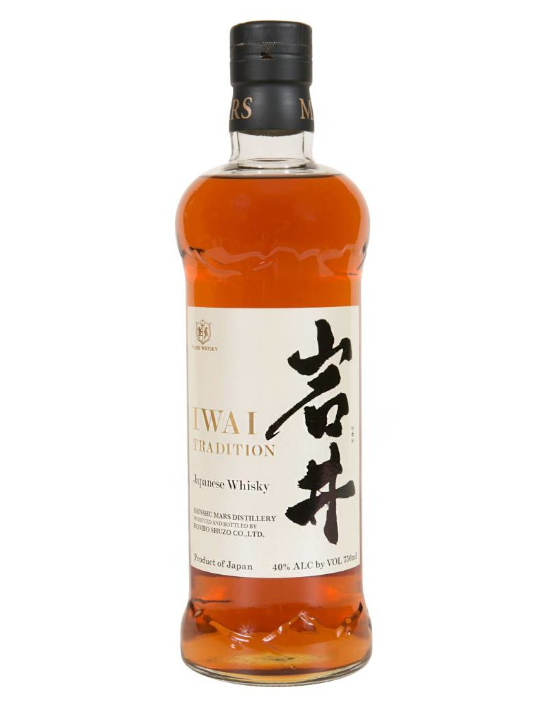 Iwai Tradition Japanese Whisky (750ml)
