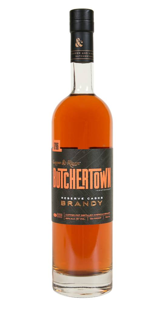 Copper & Kings Butchertown Brandy (750 ml)