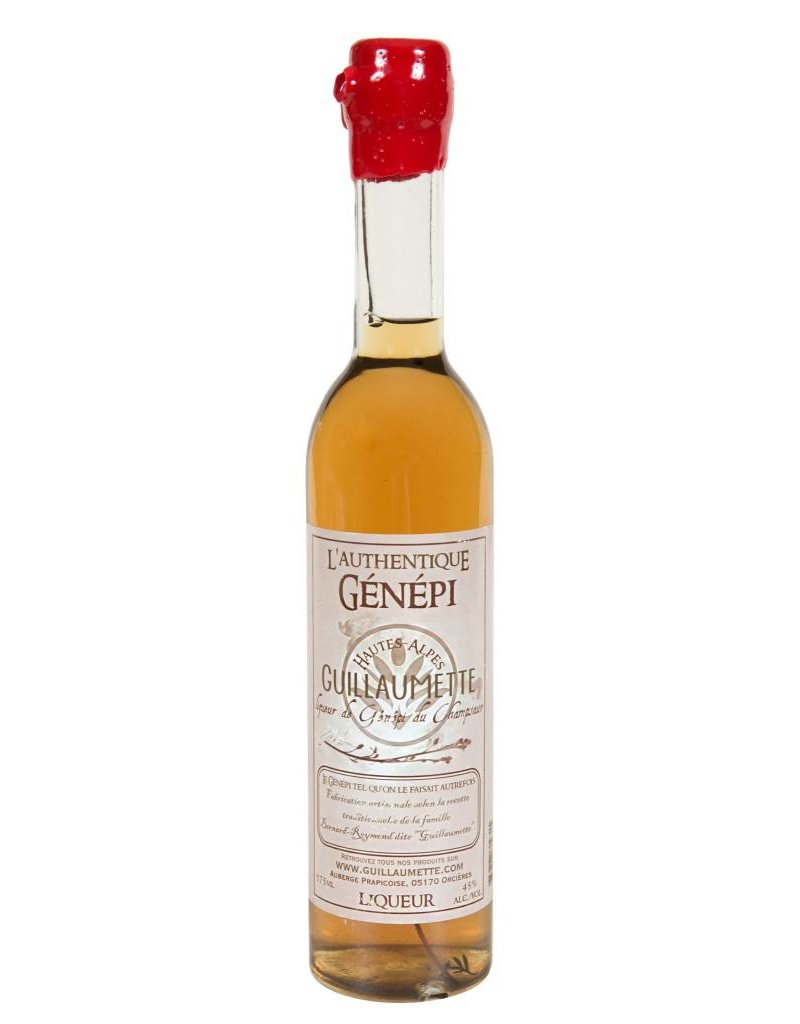 L'authentique Genepi Guillaumette (375ml)
