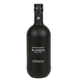 Far North Spirits Alander Spiced Rum (750 ml)