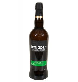 Don Zoilo Manzanilla (750 ml)