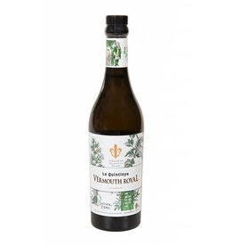 La Quintinye Vermouth Royal Extra Dry (375ml)