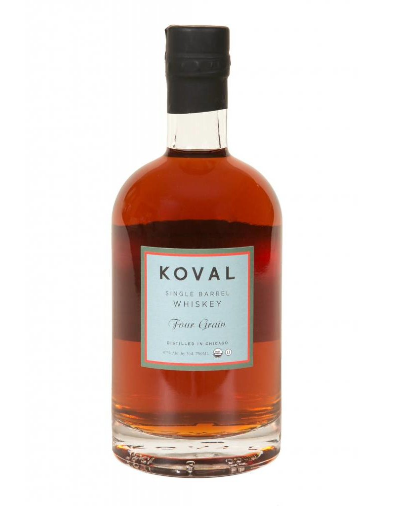 Koval Four Grain Whiskey (750 ml)