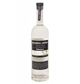 Siembra Valles Blanco High Proof Tequila 46% (750ml)