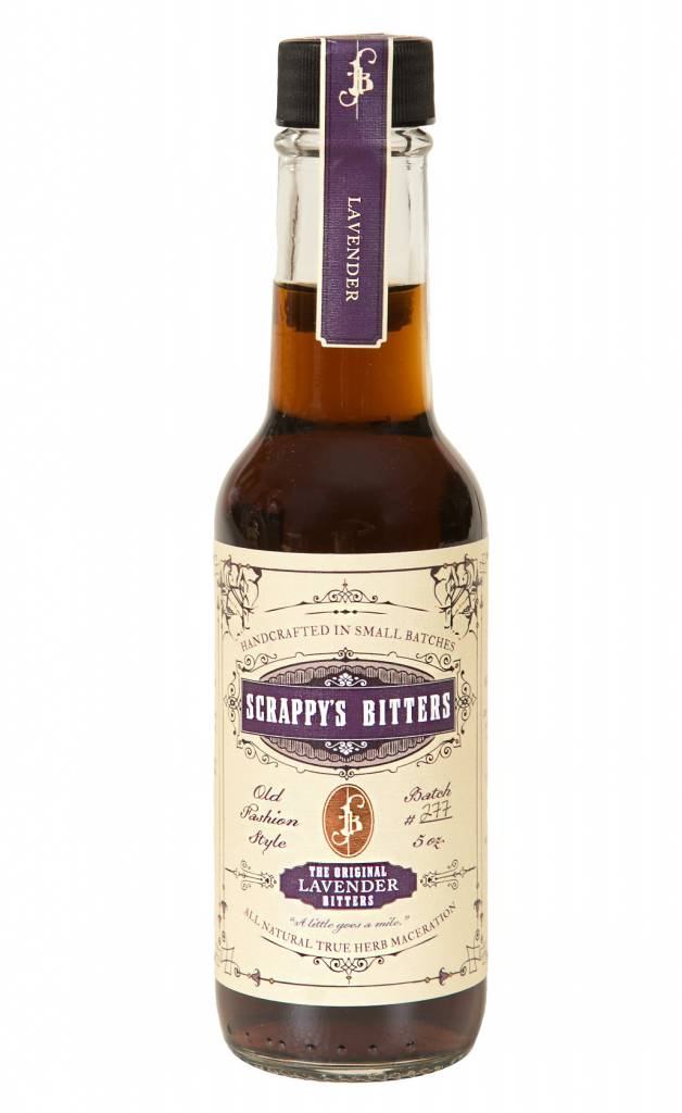 Scrappy's Bitters- Lavender