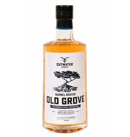 Cutwater Old Grove Barrel Rested Gin (750 ml)