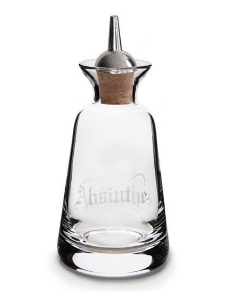 Finewell Absinthe Engraved Bitter Bottle