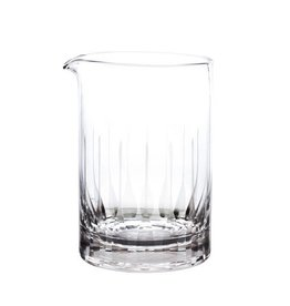 Seamless Paddle Mixing Glass (550ml)