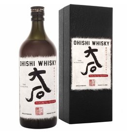 Ohishi Tokubetsu Reserve Whisky 40.5% (750ml)