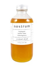 Nostrum - Kumquat Kaffir Lemongrass Shrub (16oz)