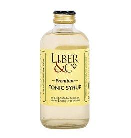 Liber & Co. Premium Tonic Syrup (9.5 oz)