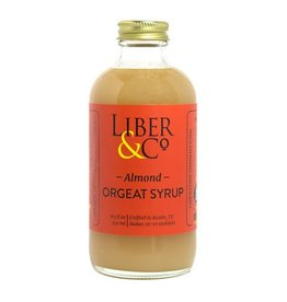 Liber & Co Orgeat Syrup  (8.5oz)