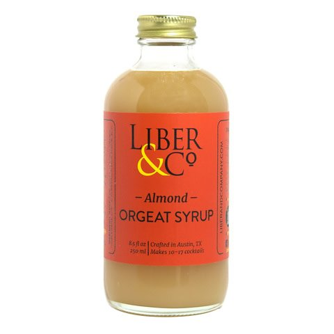 Liber & Co Orgeat Syrup  (9.5 oz)